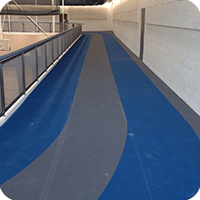 resicore  MP running track